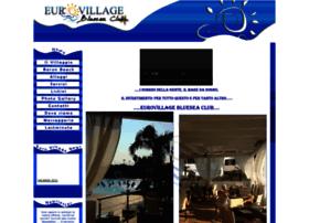 Eurovillageblueseaclub.it thumbnail