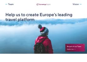 Eurowings-digital.de thumbnail