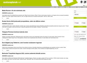 Euskaraplanak.net thumbnail