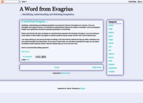 Evagrius.net thumbnail