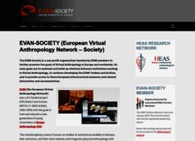 Evan-society.org thumbnail