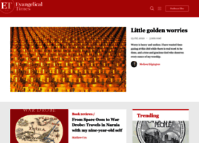 Evangelical-times.org thumbnail
