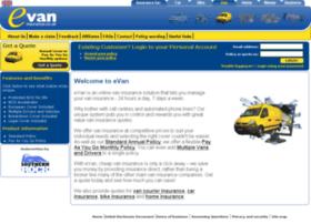 Evaninsurance.co.uk thumbnail