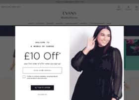 Evans.co.uk thumbnail