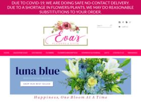 Evasflowersandgifts.net thumbnail