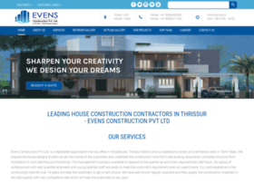 Evensconstruction.com thumbnail