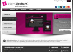 Eventelephant.co.uk thumbnail