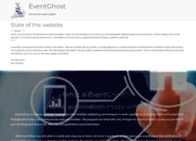 Eventghost.net thumbnail
