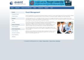 Eventmanagement.com thumbnail