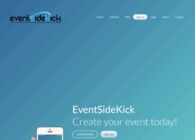 Eventsidekick.com thumbnail