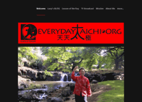 Everydaytaichi.org thumbnail