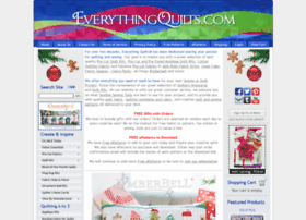 Everythingquilts.com thumbnail