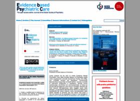 Evidence-based-psychiatric-care.org thumbnail
