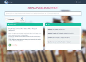 Evip.keralapolice.gov.in thumbnail