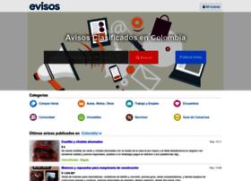 Evisos.com.co thumbnail