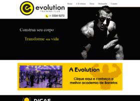 Evolutiontrainingclub.com.br thumbnail