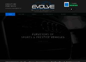 Evolvemotorcompany.co.uk thumbnail