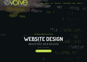 Evolveweb.co.uk thumbnail