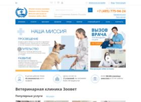 Evrovet.ru thumbnail
