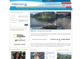 Ewaterways.co.uk thumbnail