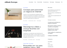 Eweekeurope.es thumbnail