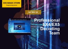 Ex5magic.store thumbnail