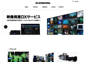 Exa-int.co.jp thumbnail