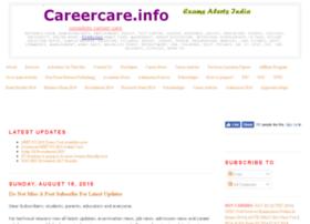 Examalert.careercare.info thumbnail