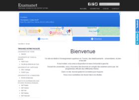 Examanet.net thumbnail