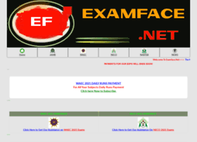 Examface.net thumbnail