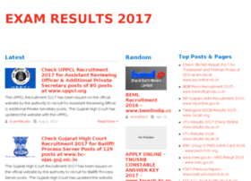 Examresult-ac.in thumbnail