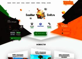 Excalibur-craft.ru thumbnail