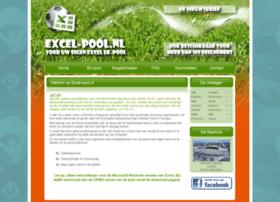 Excel-pool.nl thumbnail