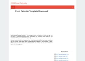 Excelcalendartemplate.com thumbnail