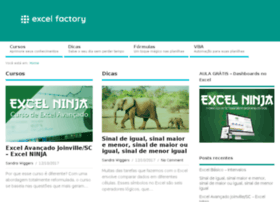 Excelfactory.com.br thumbnail