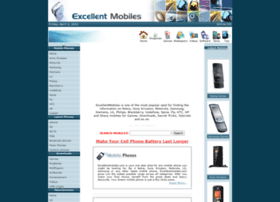 Excellentmobiles.com thumbnail