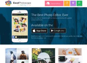 Excelphotoscape.mobi thumbnail