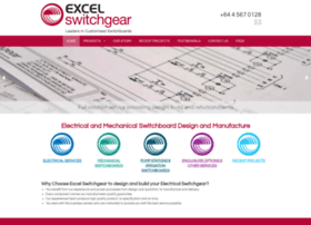 Excelswitchgear.co.nz thumbnail