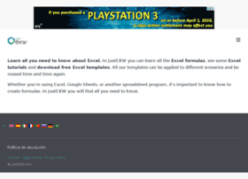 Excelworld.net thumbnail