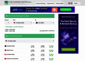 Exchange-rates.org thumbnail