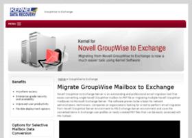 Exchange.groupwisemigration.net thumbnail