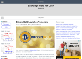 Exchangegoldforcash.com thumbnail