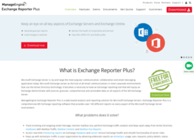 Exchangereporterplus.com thumbnail
