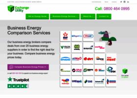 Exchangeutility.co.uk thumbnail