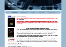 Exelwheels.co.uk thumbnail