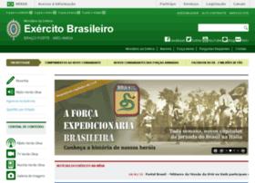 Exercito.gov.br thumbnail