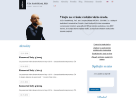 Exeurad.sk thumbnail