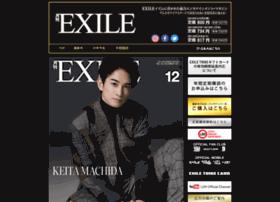 Exilemagazine.jp thumbnail