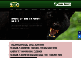 Exmoorzoo.co.uk thumbnail