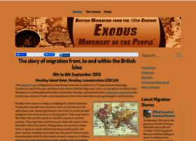 Exodus2013.co.uk thumbnail